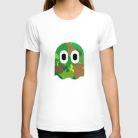 camo T-shirts featuring Camo Blinky by Andreas Spyropoulos