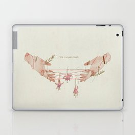 It's Complicated... Laptop & iPad Skin