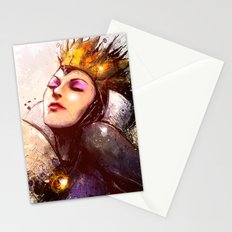 Evil Queen Stationery Cards