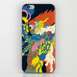 Beast Unchained iPhone Skin