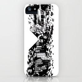Between The Wild iPhone Case
