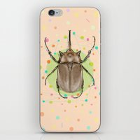 insect iPhone & iPod Skins featuring Insect I by dogooder