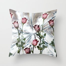 Cabsink17DesignerPatternFISG1 Throw Pillow
