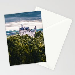 Castle on the Hill (Color) Stationery Cards