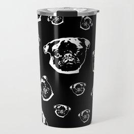 PUG DOG GIFTS Travel Mug