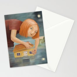 Inquisitive Stationery Cards