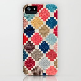 Sewing Circle 7 iPhone Case