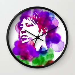 JKS Multicolored 1 Wall Clock