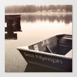 Mason Lake: SeaNymph Canvas Print