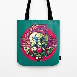 Killer Clown Tote Bag