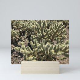 Desert Bloom Mini Art Print
