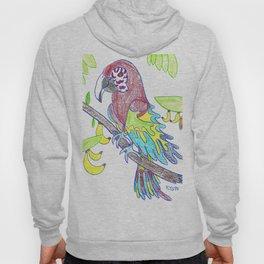 Scarlett Macaw Hoody