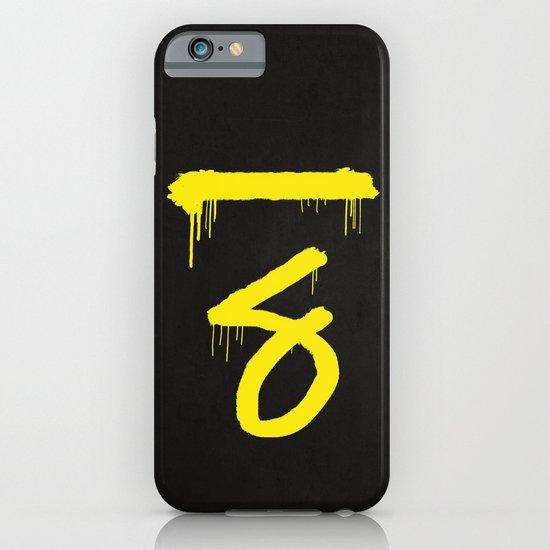 No. 7. Dead Man iPhone & iPod Case