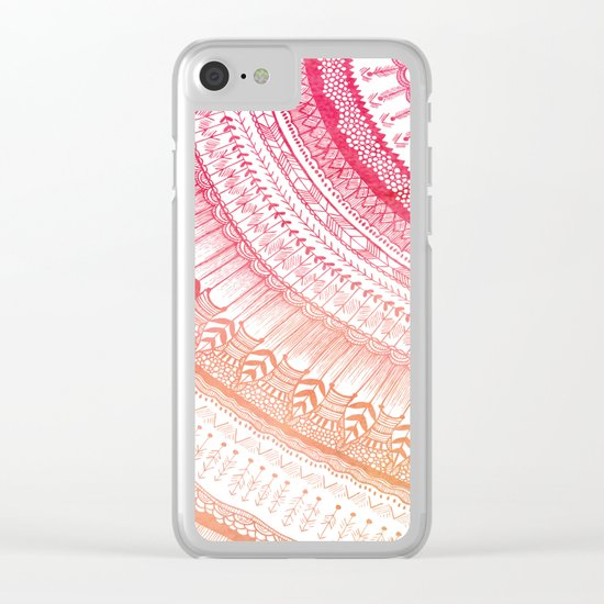Wonderful Clear iPhone Case