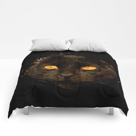 DARK DELIGHT Comforters