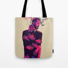 Not Myself Tote Bag