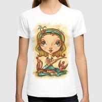 "artsy T-shirts featuring ""Artsy Aura"" by Alicia Templin"