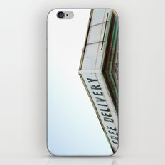 17 & 7 iPhone & iPod Skin