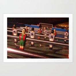 Players Art Print
