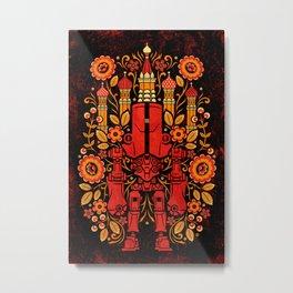 Cherno Flora Metal Print