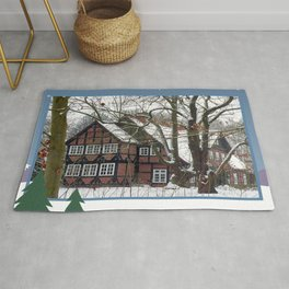 Winter Impression - Manor House Varrel Rug