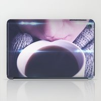 religious iPad Cases featuring Warmth by UtArt