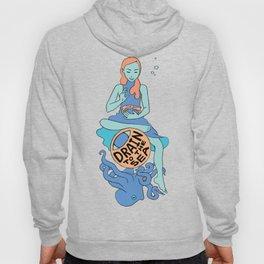 Octopus - EYE Drain to the Sea Hoody