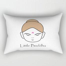 Cute little Buddha Rectangular Pillow