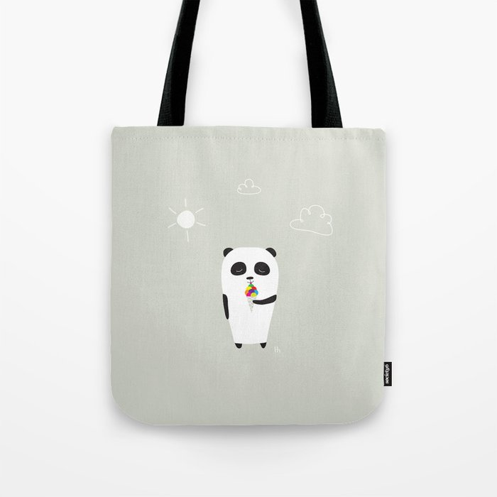 The Happy Ice Cream Tote Bag
