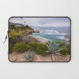 View from cliffs in Laguna Beach, CA Laptop Sleeve