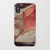 kitchen iPhone & iPod Cases featuring kitchen by Sara H.