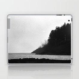 Winter Pier Laptop & iPad Skin