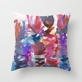 The Sentinels #2 Throw Pillow