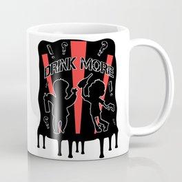 Drink More Coffee Mug