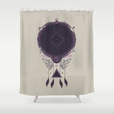 Cosmic Dreaming Shower Curtain