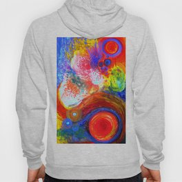 abstract #234 Hoody