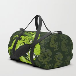 Jade Dragon Duffle Bag