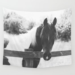 Painted Horse  Wall Tapestry
