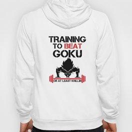 goku training Hoody