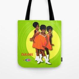 The Marvelettes Subway Soul Tote Bag