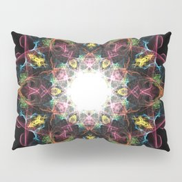 Highest Frequency Intentions Mirror Pillow Sham