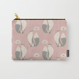 The Fox of Wisdom Carry-All Pouch