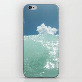 Hawaii Water V iPhone Skin