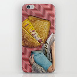 Grilled Cheese Love No. 28 iPhone Skin
