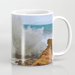Super Wave Coffee Mug