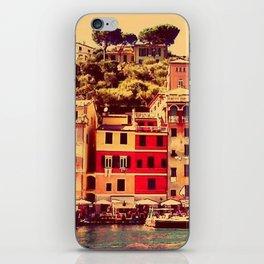 Buongiorno Portofino! iPhone Skin