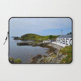Ardbeg Distillery in Islay Laptop Sleeve