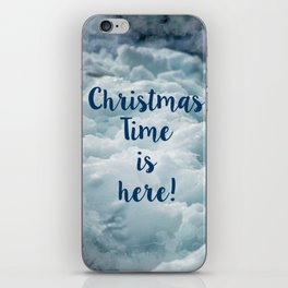 Christmas TIme is Here! iPhone Skin