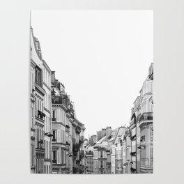 Street in Paris Poster