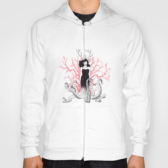 Nature is ancient Hoody